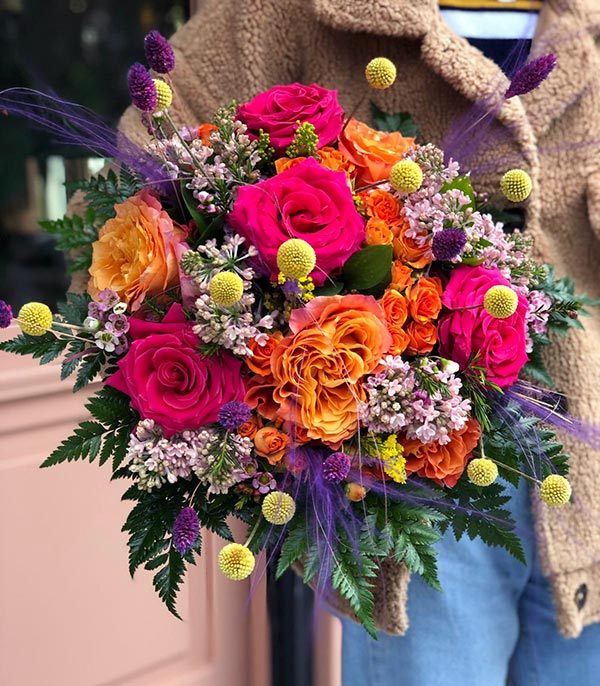 80's Disco Bouquet