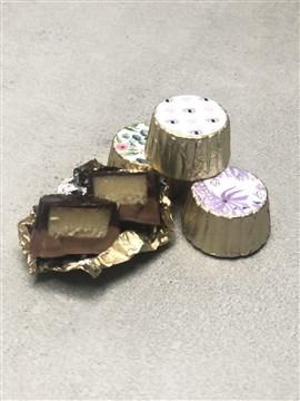 bademli çikolata, kaplamalı çikolata
