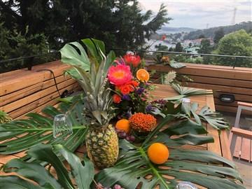 Düğün çiçekleri, tropikal düğün çiçekleri