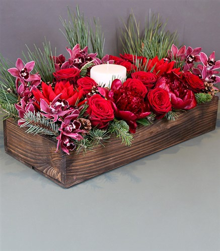 Luxury Biggest Arrangement Wooden