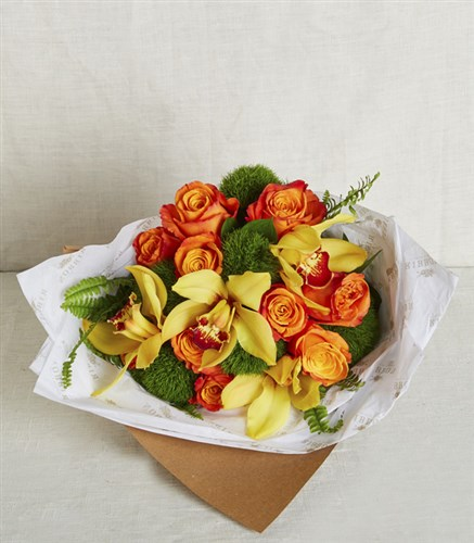 Orange & Yellow Bouquet